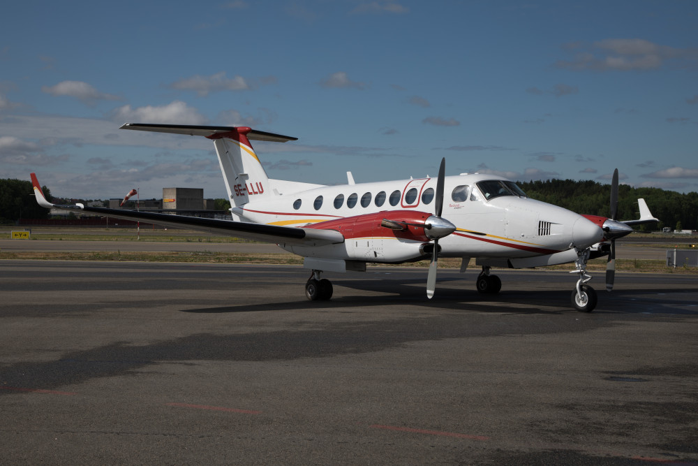 1997 Beechcraft King Air 350