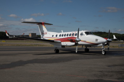 1997 Beechcraft King Air 350: