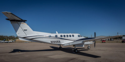 2005 Beechcraft King Air B200: