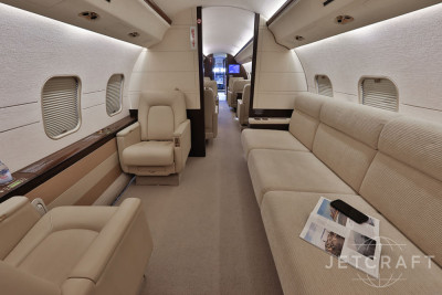 2005 Bombardier Global Express XRS: