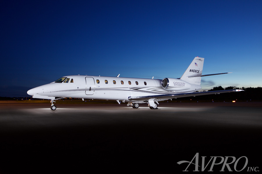Cessna Citation Sovereign for Sale | AircraftExchange