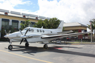 2008 Beechcraft King Air C90GTi: