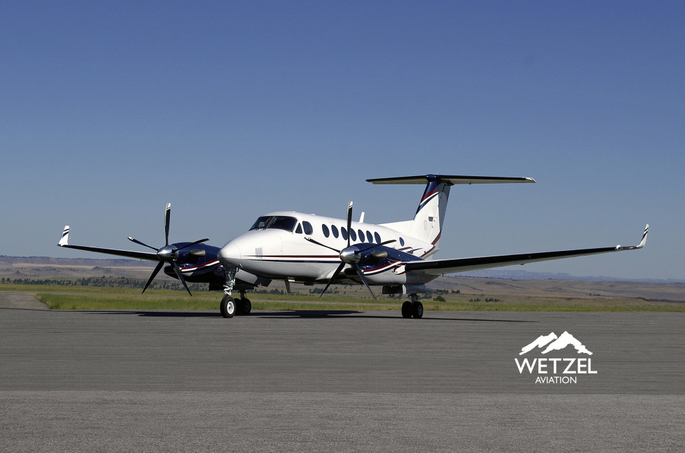 2009 Beechcraft King Air 350