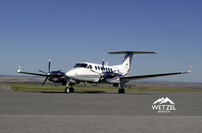 2009 Beechcraft King Air 350: