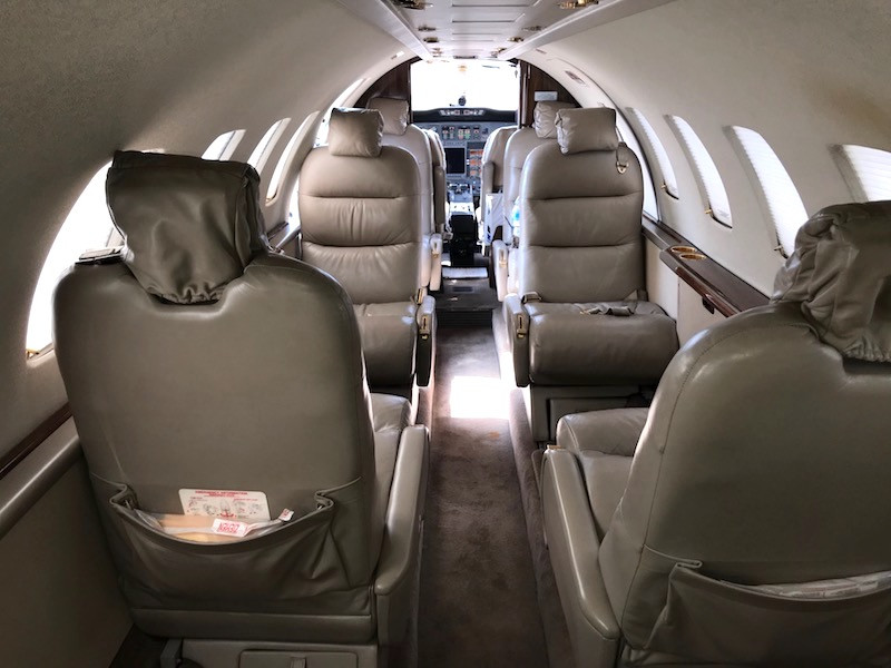 1995 Cessna Citation Ultra