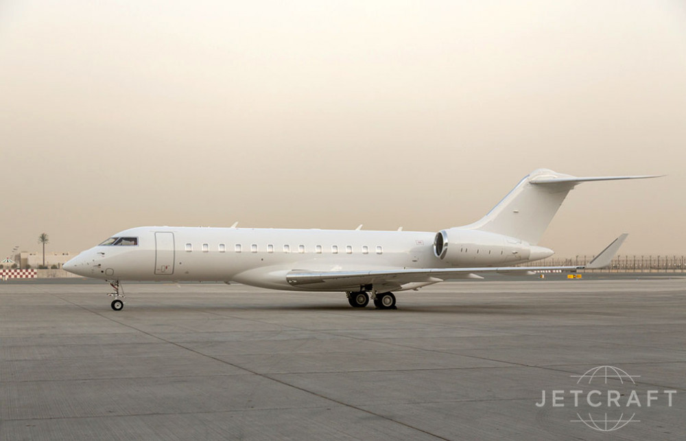 2018 Bombardier Global 6000