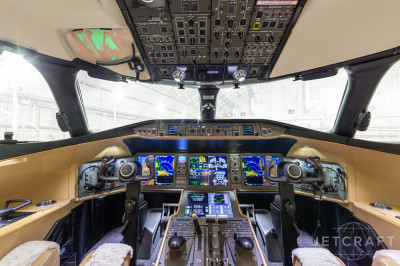 2018 Bombardier Global 6000:
