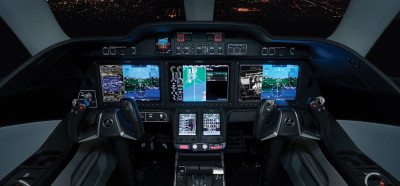 2017 Honda HondaJet HA-420 APMG: Flight Panel