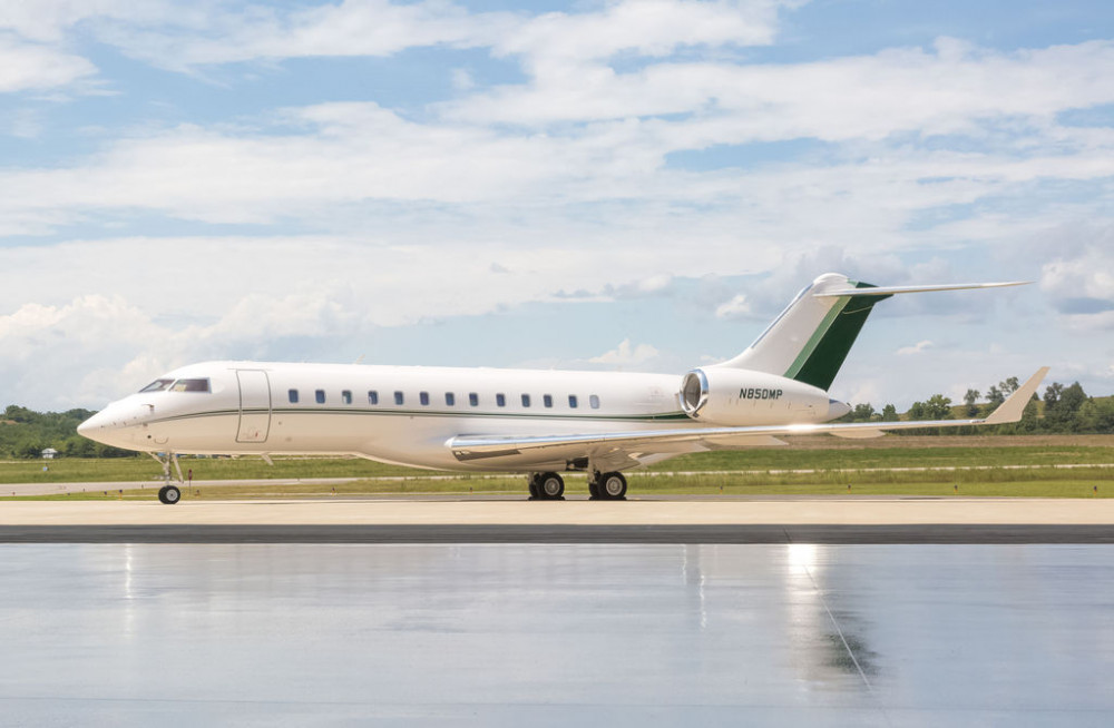 2016 Bombardier Global 6000