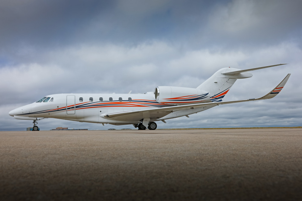 1996 Cessna Citation X