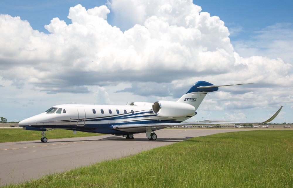 2018 Cessna Citation X+