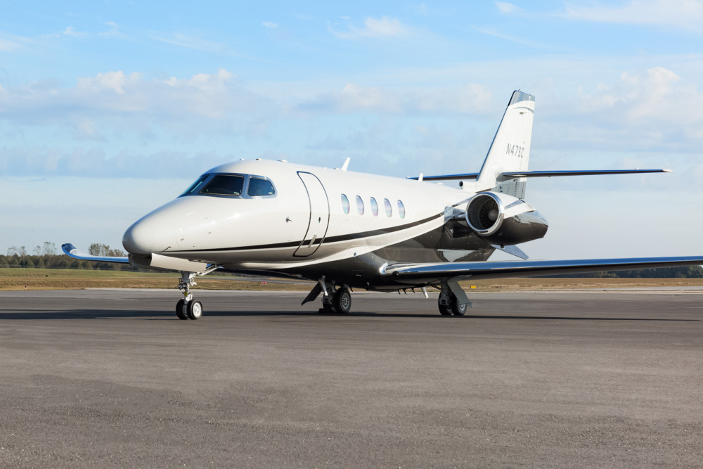 2017 Cessna Citation Latitude