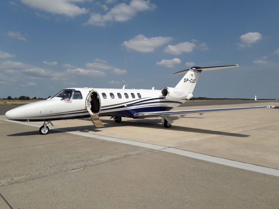 2018 Cessna Citation CJ3+