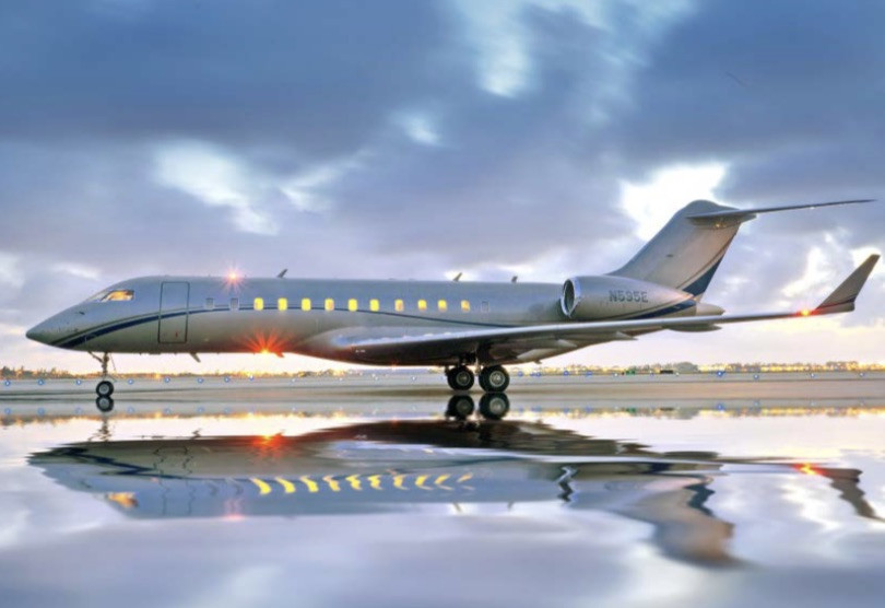 2002 Bombardier Global Express