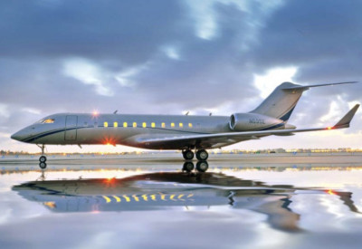 2002 Bombardier Global Express: