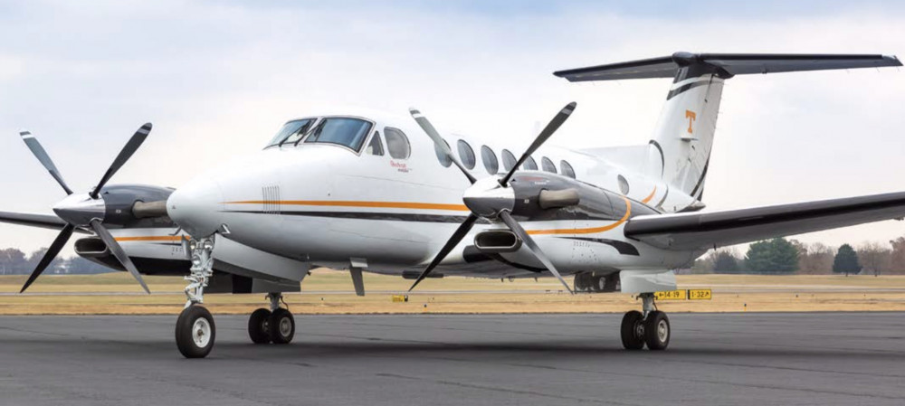 2011 Beechcraft King Air 350i