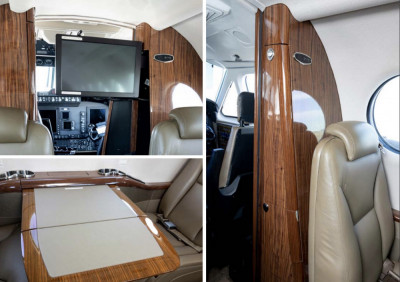 2011 Beechcraft King Air 350i: