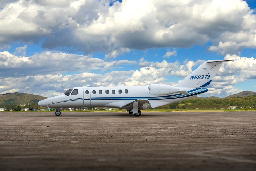 2009 Cessna Citation CJ3