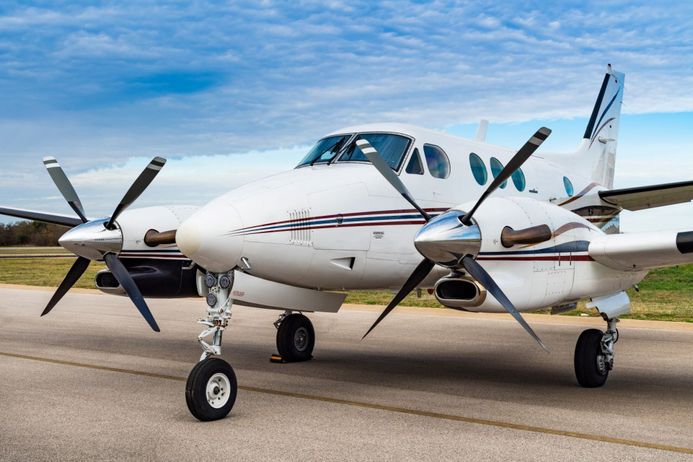 1988 Beechcraft King Air C90A