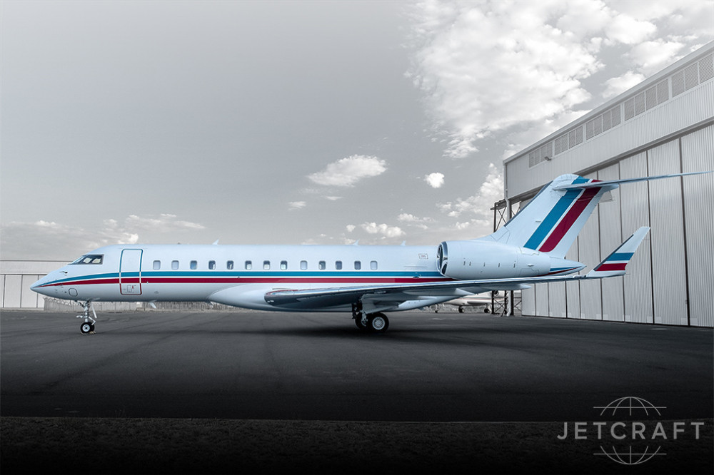 2013 Bombardier Global 6000