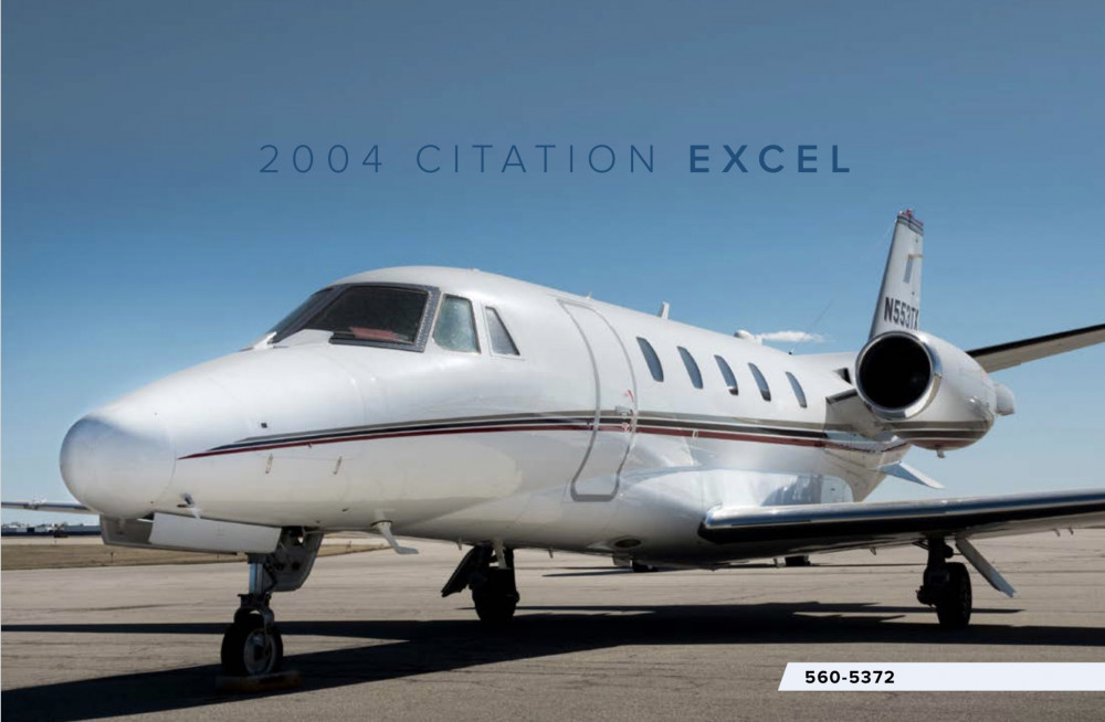 2004 Cessna Citation Excel