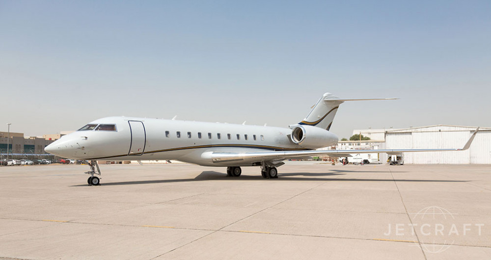 2010 Bombardier Global 5000