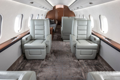 2017 Bombardier Global 6000: