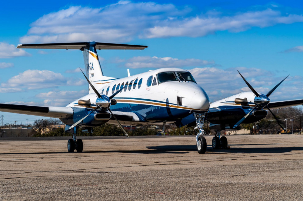 2007 Beechcraft King Air 350
