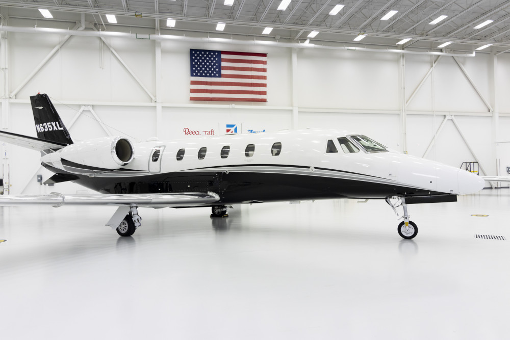 2017 Cessna Citation XLS+