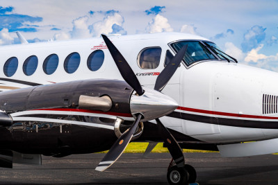 2017 Beechcraft King Air 250:
