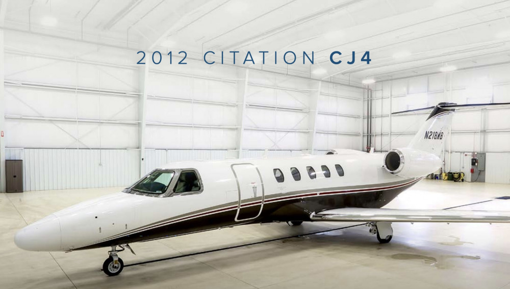 2012 Cessna Citation CJ4