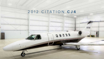 2012 Cessna Citation CJ4: