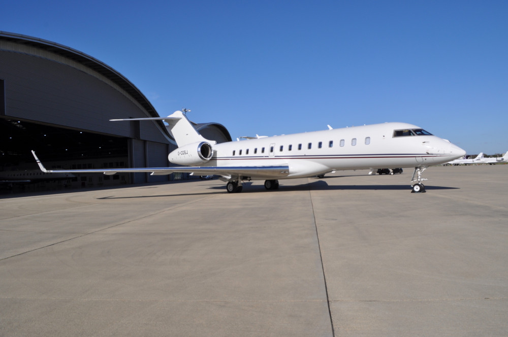 2010 Bombardier Global Express XRS