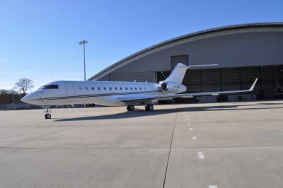 2010 Bombardier Global Express XRS: