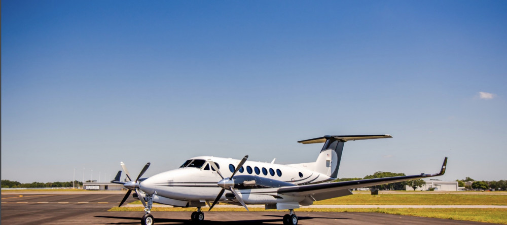 2016 Beechcraft King Air 350i