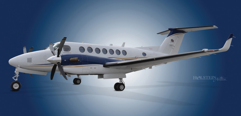 1999 Beechcraft King Air 350