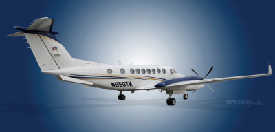 1999 Beechcraft King Air 350:
