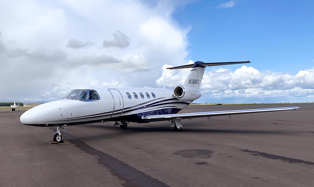 2016 Cessna Citation CJ4