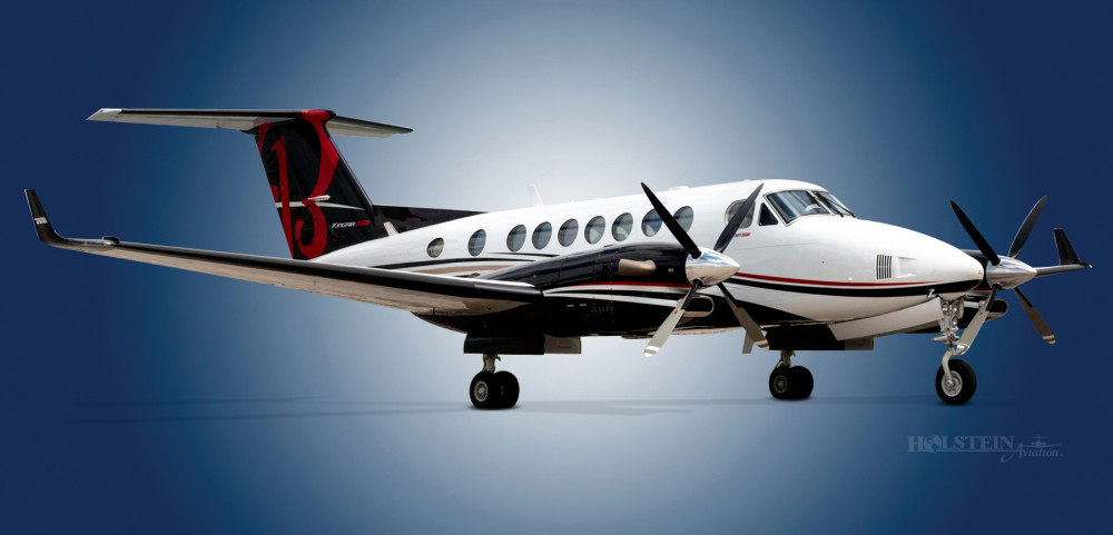 2013 Beechcraft King Air 350i