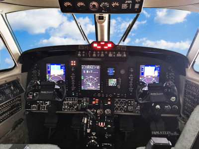 2013 Beechcraft King Air 350i: