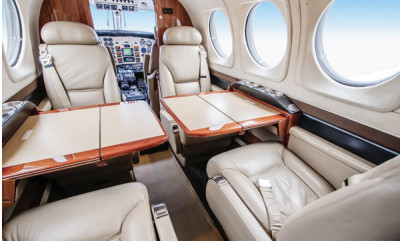 2005 Beechcraft King Air C90B: