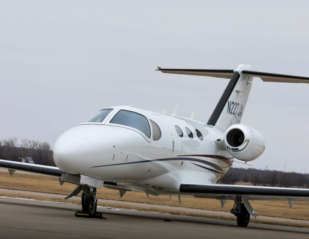 2016 Cessna Citation Mustang