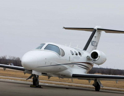 2016 Cessna Citation Mustang: