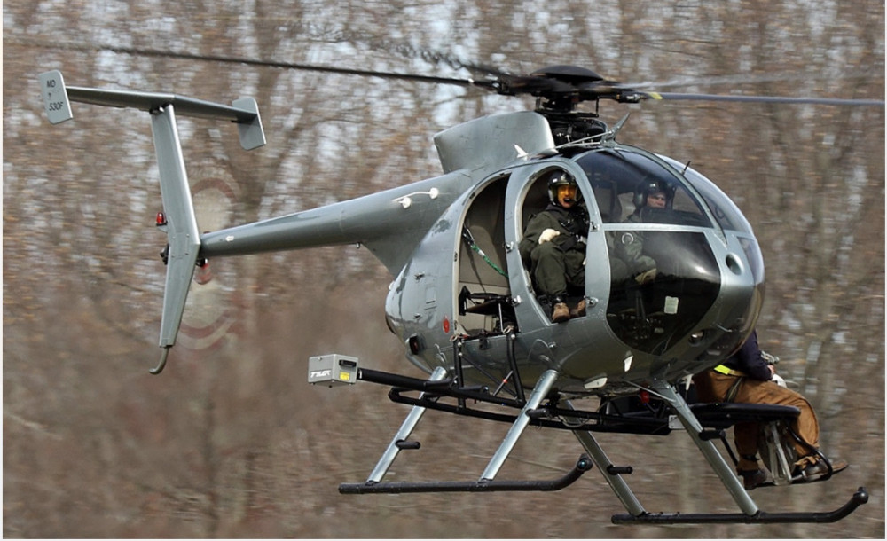 2006 MD Helicopters MD530F