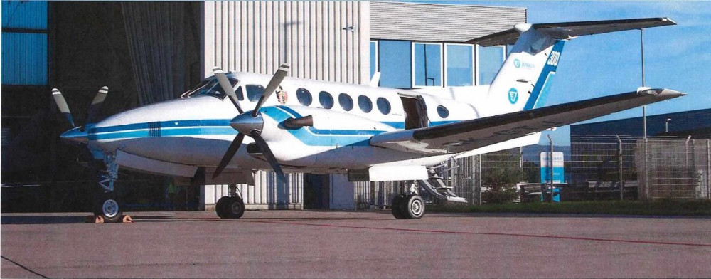1992 Beechcraft King Air 300LW