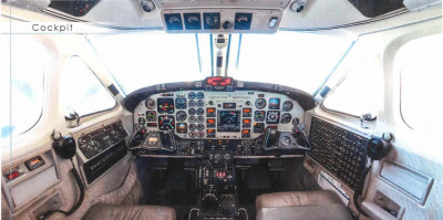 1992 Beechcraft King Air 300LW: