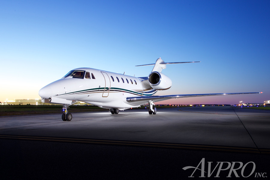 2001 Cessna Citation X