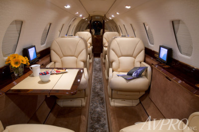 2001 Cessna Citation X: