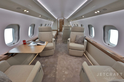 2019 Bombardier Global 6500: