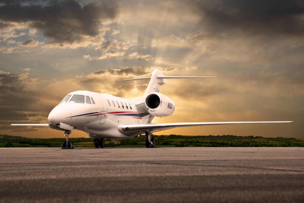 2002 Cessna Citation X